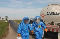 Protection Suit (Haz Mat)